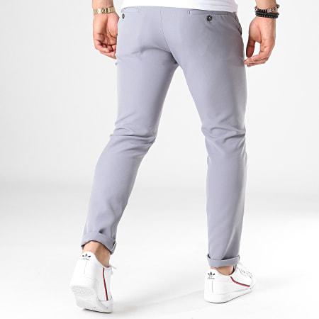 Classic Series - Pantalon 3140 Gris Bleu