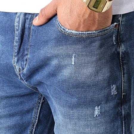 MTX - Short Jean X020 Bleu Denim