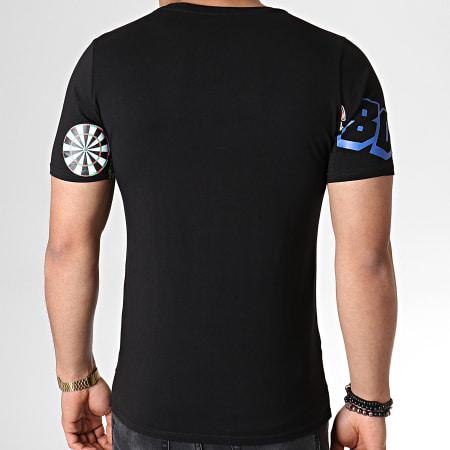Berry Denim - Tee Shirt 132 Noir