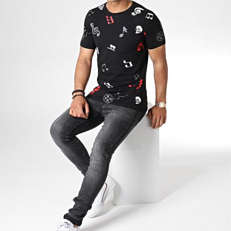 Berry Denim - Tee Shirt 134 Noir