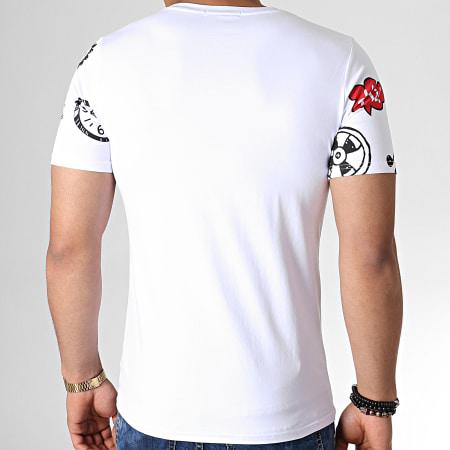 Berry Denim - Tee Shirt 133 Blanc