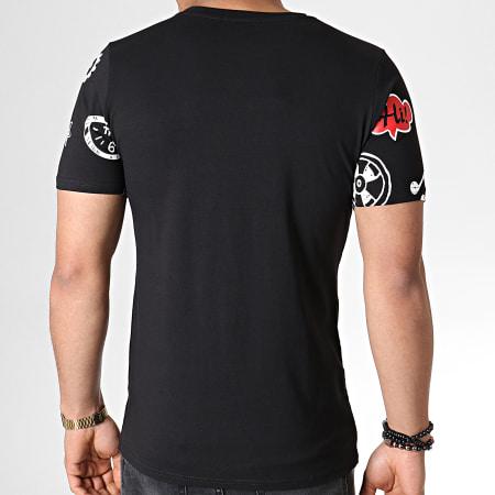 Berry Denim - Tee Shirt 133 Noir