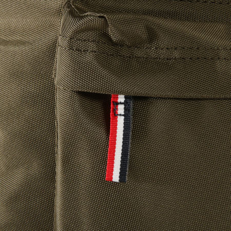 Tommy Hilfiger Jeans - Sac A Dos Cool City 4933 Vert Kaki
