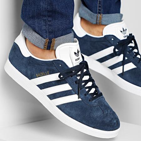adidas Baskets Gazelle BB5478 Collegiate Navy Footwear