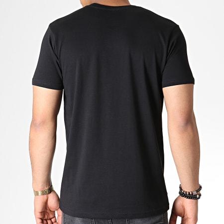 Romeo Elvis - Tee Shirt Tag Noir Blanc