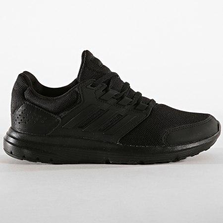 adidas - Baskets Galaxy 4 EE7917 Core Black Core Black Footwear White