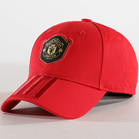 adidas - Casquette C40 Manchester United EH5080 Rouge