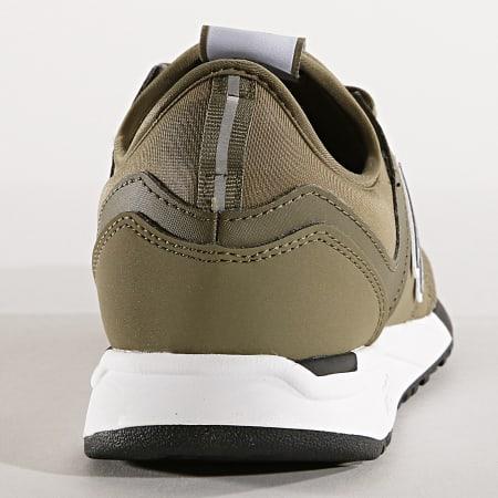 New Balance - Baskets Lifestyle 247 698181-60 Vert Kaki