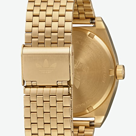 adidas - Montre Process M1 Z021604 Gold Black Sunray