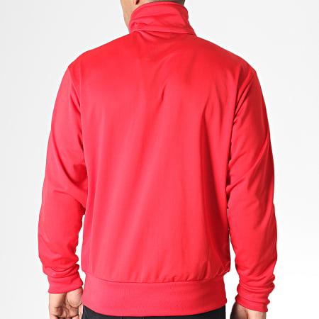 adidas - Veste De Sport A Bandes Firebird ED6071 Rouge
