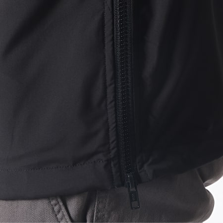 NASA - Coupe-Vent Capuche Iridescent Skid Noir