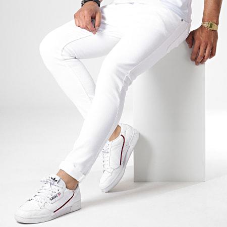 Classic Series - Jean Slim 4414 Blanc