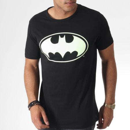 Batman - Tee Shirt Glow In The Dark Noir
