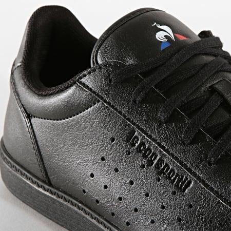 Le Coq Sportif - Baskets Verdon Sport 1920100 Triple Black