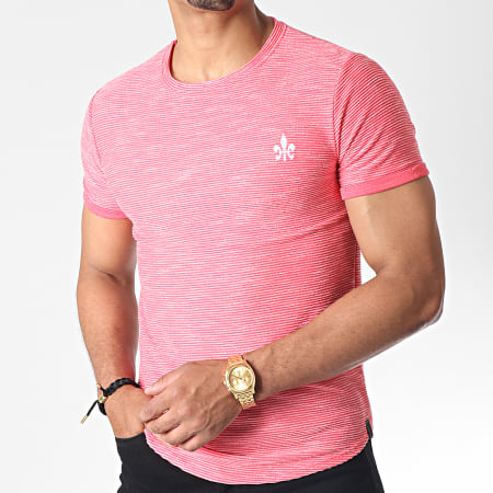 Uniplay - Tee Shirt Oversize T613 Rouge