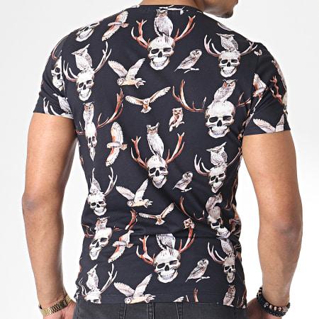 Aarhon - Tee Shirt 91590 Noir