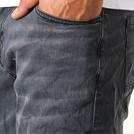 Classic Series - Short Jean TH37509 Noir