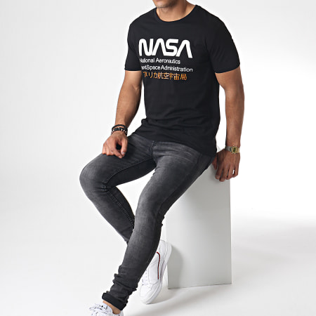 NASA - Tee Shirt Admin 2 Noir