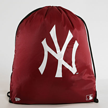 New Era - Sac Gym Bag New York Yankees Bordeaux