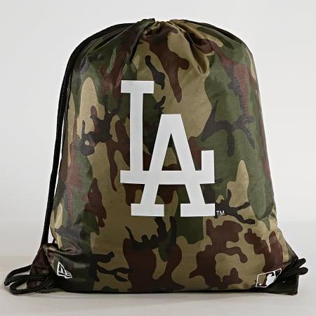 New Era - Sac Gym Bag Los Angeles Dodgers Camouflage Vert Kaki