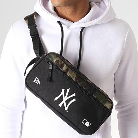 New Era - Sac Banane New York Yankees Camouflage Vert Kaki