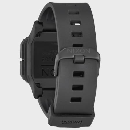 Nixon - Montre Regulus A1180-001 All Black