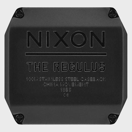 Nixon - Montre Regulus A1180-2711 All Sand