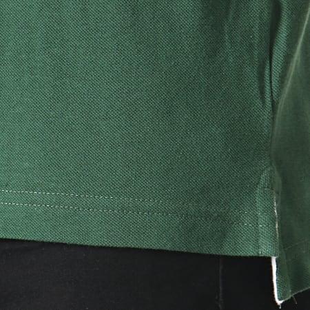 Brave Soul - Polo Manches Courtes 69 Heroe Vert Blanc