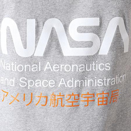 NASA - Débardeur Admin 2 Gris Chiné