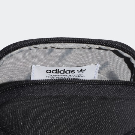 adidas - Sacoche Festival Trefoil EI7411 Noir Blanc