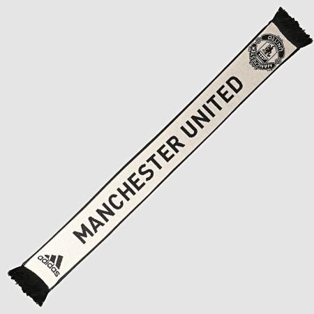adidas - Echarpe Manchester United DY7701 Noir Blanc