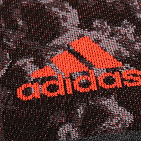 adidas - Echarpe Manchester United DY7702 Noir Orange