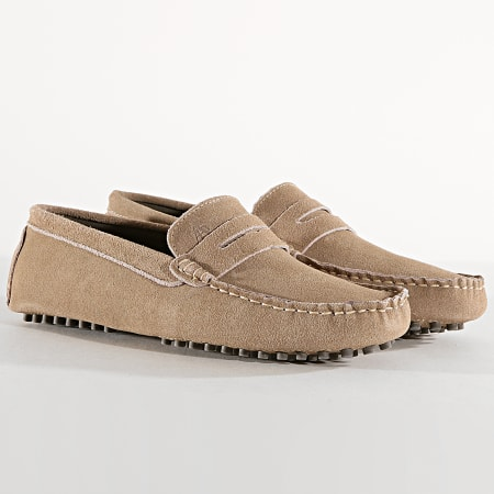 American People - Mocassins Sun 90-130 Beige