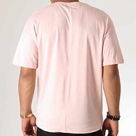 Classic Series - Tee Shirt 2042 Rose Clair