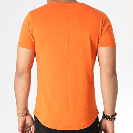 Classic Series - Tee Shirt Oversize 769 Orange