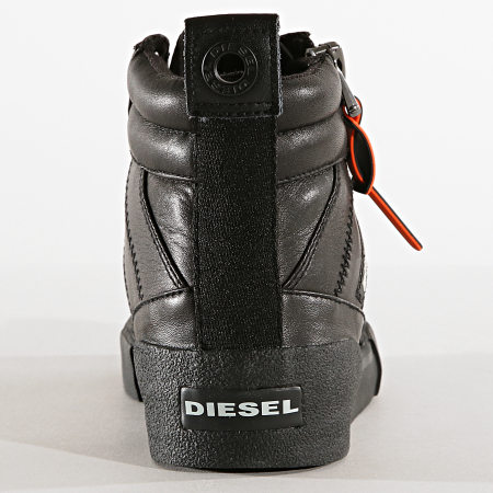 Diesel - Baskets Montantes S-DVelows Y01988-PR013 Noir Blanc