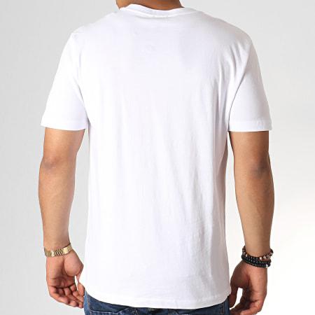Diesel - Tee Shirt Jake 00CG46-0DARX Blanc Noir