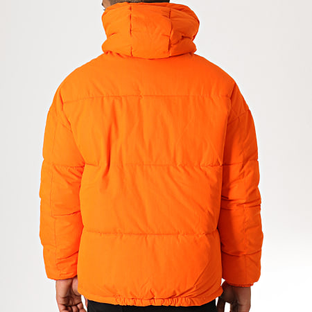 Schott NYC - Doudoune Alaska Orange