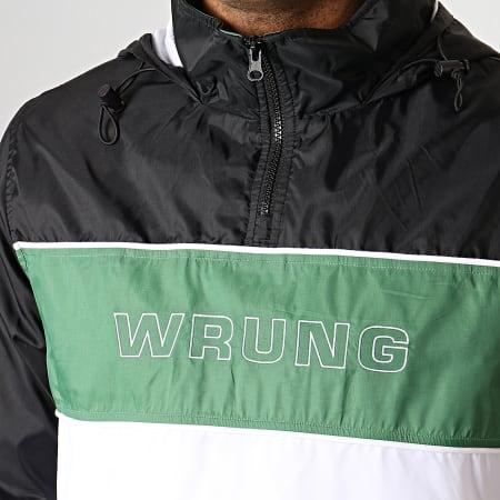 Wrung - Coupe Vent Most Blanc Vert Noir