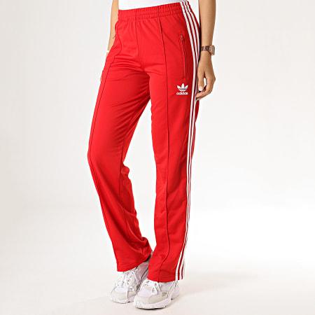 jogging adidas femme rouge