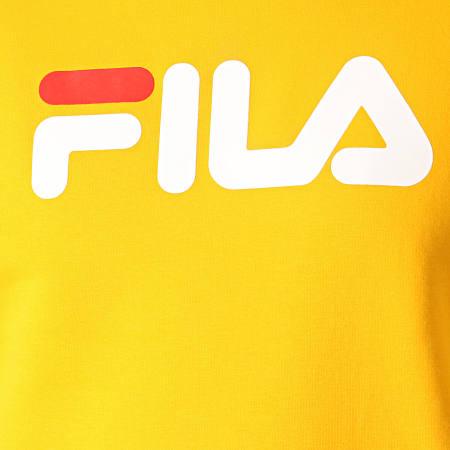 Fila - Sweat Capuche Classic Pure 681090 Jaune