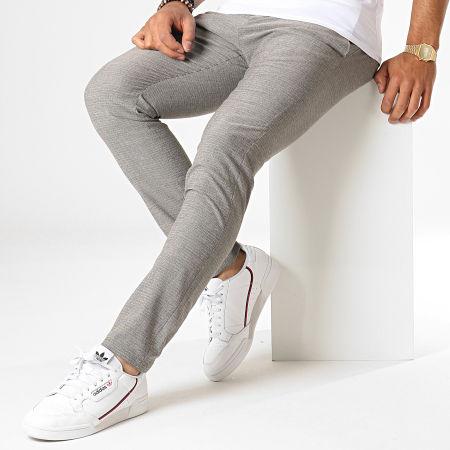 MTX - Pantalon 204 Gris Chiné