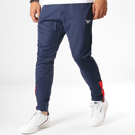 Reebok - Pantalon Jogging Classic EB3625 Bleu Marine