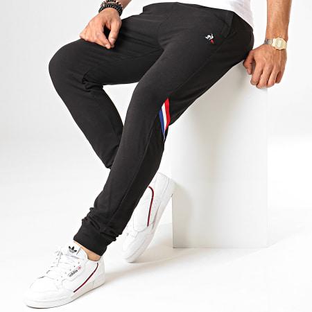 Le Coq Sportif - Pantalon Jogging Tricolore Regular N1 1920933 Noir