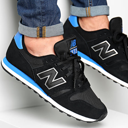 basket new balance 373 noir