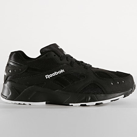 Reebok - Baskets Aztrek 93 DV8665 Black White Reflective