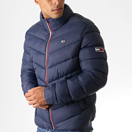 Tommy Hilfiger Jeans - Doudoune Essential Puffer 6485 Bleu Marine