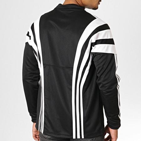 adidas Tee Shirt Manches Longues A Bandes Balanta EE2348