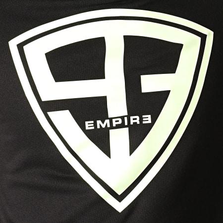 93 Empire - Sweat Capuche Glow In The Dark Noir
