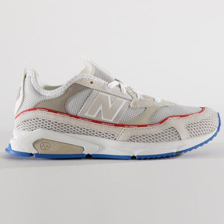 New Balance - Baskets Lifestyle X-Racer 740351-60 White